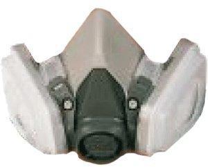 3M Doppelfiltermaske 6200