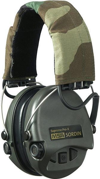 MSA Sordin Supreme Pro X