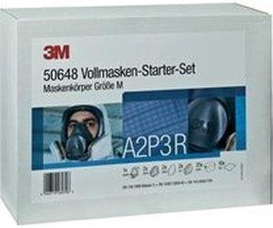 3M Medica Vollmasken Starter-Set Gr. M