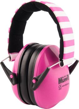ALPINE Hearing Protection Muffy rosa