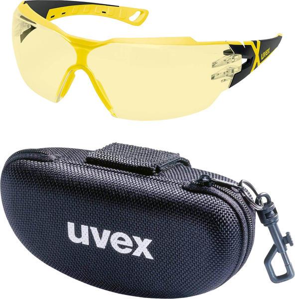 Uvex Pheos 9198285 mit Brillenetui