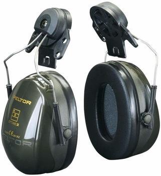 3M Peltor Optime II Kapselgehörschutz für Helmbefestigung H520P3E
