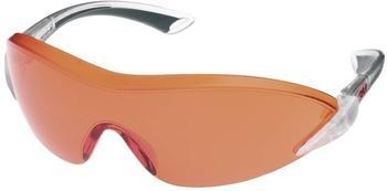 3M Schutzbrille orange (2846)