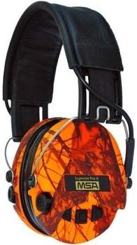MSA Sordin Supreme Pro X Led orange camo (75302-X-09)