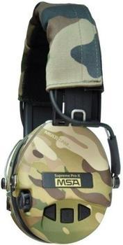 MSA Sordin Supreme Pro X green camo (75302-X-08)