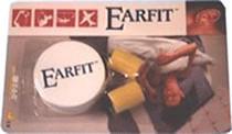 Axisis EAR Earfit Gehörschutzstöpsel mit Box (4 Stk.)