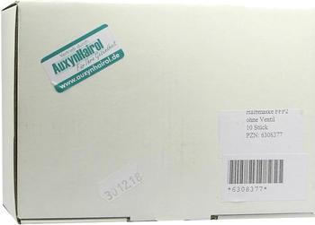 Auxyn Hairol Mundschutz FFP2 Halbmaske N (10 Stk.)
