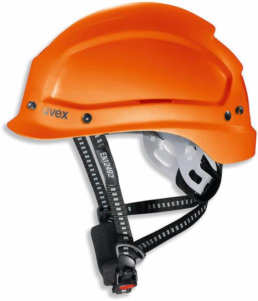 Uvex Pheos Alpine orange
