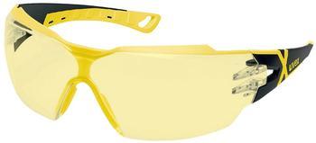 Uvex Pheos cx2 (9198285) schwarz/gelb