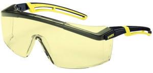 Uvex 9164 Astrospec 2.0 gelb/schwarz/amber