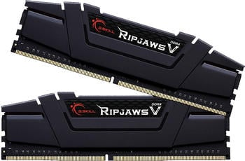 G.SKill Ripjaws V 16GB Kit DDR4-3200 CL16 (F4-3200C16D-16GVKB)