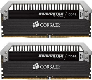 Corsair Dominator Platinum 8GB Kit DDR4-3200 CL16 (CMD8GX4M2B3200C16)