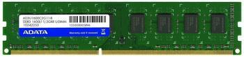 Adata 2GB DDR3-1600 CL11 (AD3U1600C2G11-B)
