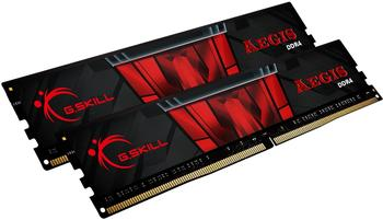 G.SKill AEGIS 32GB Kit DDR4-3000 CL16 (F4-3000C16D-32GISB)