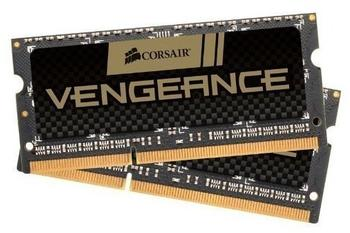 Corsair Vengeance 16GB Kit SO-DIMM DDR3 PC3-12800 CL10 (CMSX16GX3M2A1600C10)