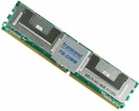 Transcend 1GB FB DDR2 PC2-5300 (TS128MFB72V6J-T) CL5