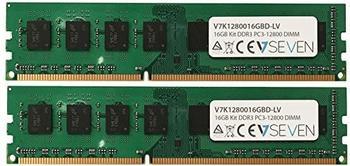 V7 16GB Kit DDR3-1600 CL11 (V7K1280016GBD-LV)