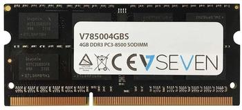 V7 4GB SODIMM DDR3L-1066 CL7 (V785004GBS)