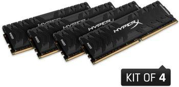 HyperX Predator 64GB Kit DDR4-2400 CL12 (HX424C12PB3K4/64)