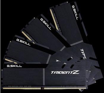 G.SKill Trident Z 64GB Kit DDR4-3600 CL17 (F4-3600C17Q-64GTZKK