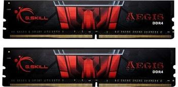 G.SKill AEGIS 8GB Kit DDR4-2400 CL17 (F4-2400C17D-8GIS)