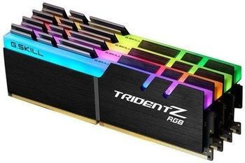G.SKill Trident Z RGB 64GB Kit DDR4-2400 CL15 (F4-2400C15Q-64GTZRX)