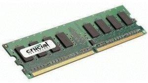 Crucial 4GB DDR3 PC3-10600 CL9 (CT51264BA1339)