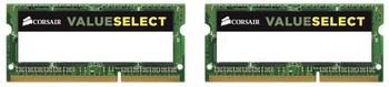Corsair ValueSelect 16GB Kit SO-DIMM DDR3 PC3-12800 CL11 (CMSO16GX3M2C1600C11)