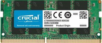 Crucial 16GB SODIMM DDR4-2666 CL19 (CT16G4SFD8266)