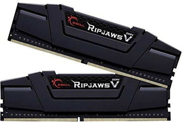 G.SKill Ripjaws V 32GB Kit DDR4-3200 CL14 (F4-3200C14D-32GVK)
