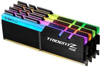 G.SKill TridentZ RGB 32GB Kit DDR4-4000 CL17 (F4-4000C17Q-32GTZR)