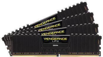 Corsair Vengeance LPX 64GB Kit DDR4-3000 CL16 (CMK64GX4M4D3000C16)