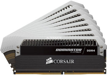 Corsair Dominator Platinum RGB 64 GB DDR4-4000 CL19 (CMT64GX4M8X4000C19)