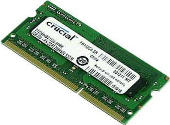 G.SKill 2GB SO-DIMM DDR3 PC3-10667 CL9 (F3-10666CL9S-2GBSQ)