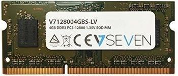 V7 4GB SODIMM DDR3-1600 CL11 (V7128004GBS-DR-LV)