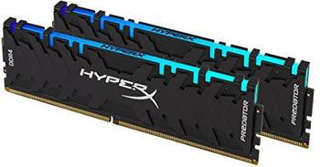Kingston HyperX Predator RGB 16GB Kit DDR4-3000 CL15 (HX429C15PB3AK2/16)