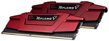 G.SKill Ripjaws V 32GB Kit DDR4-3600 CL19 (F4-3600C19D-32GVRB)