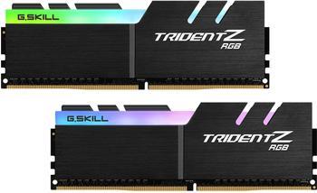 G.SKill Trident Z RGB 32GB Kit DDR4-3200 CL16 (F4-3200C16D-32GTZRX)