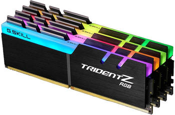 G.SKill Trident Z RGB 32GB Kit DDR4-3200 CL16 (F4-3200C16Q-32GTZRX)