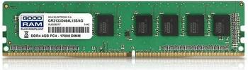 GoodRAM 4GB DDR4-2400 CL17 (GR2400D464L17S/4G)