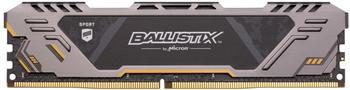Crucial PC-Arbeitsspeicher Modul Ballistix Sport AT BLS16G4D26BFST 16GB 1 x 16GB DDR4-RAM 2666MHz CL