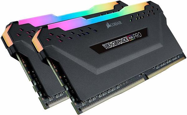 Corsair Vengeance RGB Pro 32GB Kit DDR4-3000 CL15 (CMW32GX4M2C3000C15)
