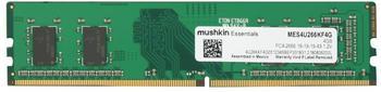 Mushkin 4GB DDR4-2666 CL19 (MES4U266KF4G)