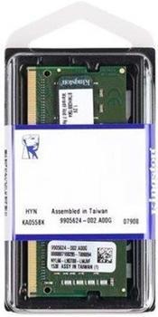 Kingston ValueRAM KCP426SS8/8 8GB DDR4 2666MHz Speichermodul