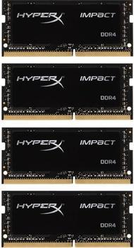 Kingston HyperX Impact 32GB DDR4 2133MHz Kit 32GB DDR4 2133MHz Speichermodul