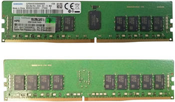 HP 8GB DDR4-2666 (2RX8PC4-2666V-RSMART)