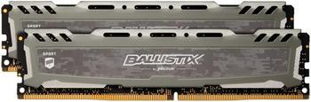 Crucial Ballistix Sport LT Speichermodul 16 GB DDR4 3000 MHz