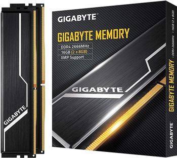 GigaByte 16GB Kit DDR4-2666 CL16 (GP-GR26C16S8K2SU416)