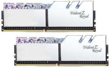 G.Skill Trident Z Royal Series - DDR4-2 x 8 GB: (F4-3600C17D-16GTRS)