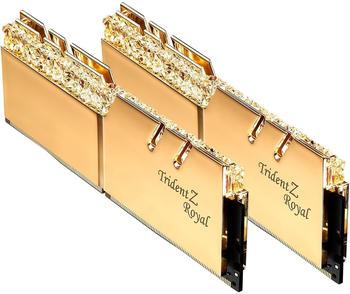G.Skill Trident Z Royal Series - Gold (F4-3600C17D-16GTRG)